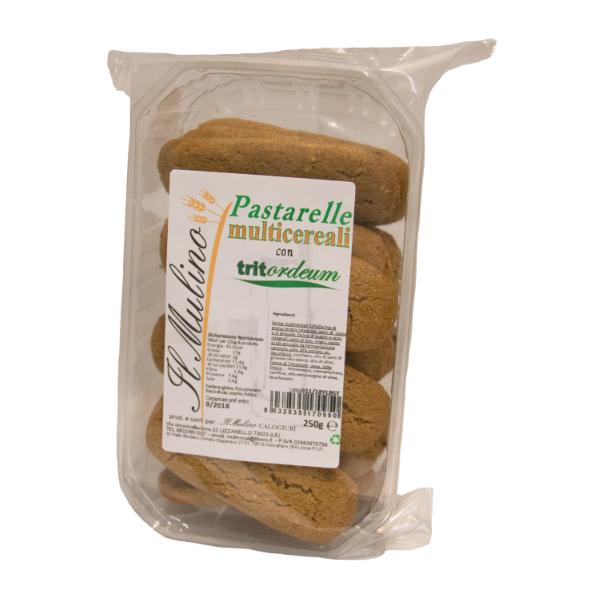 Pasterelle multicereali con tritordeum - Il Mulino Calogiuri 5f1d260eba93